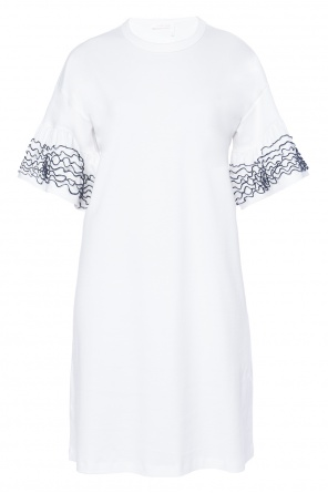 Dress with flared sleeves od See By Chloe