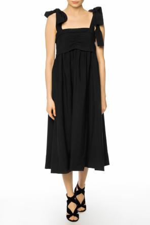 Tie up strap dress od See By Chloe