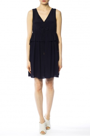 Drawstring dress od See By Chloe