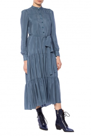 Belted dress od See By Chloe