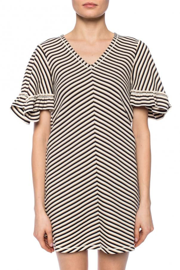 Striped dress od See By Chloe