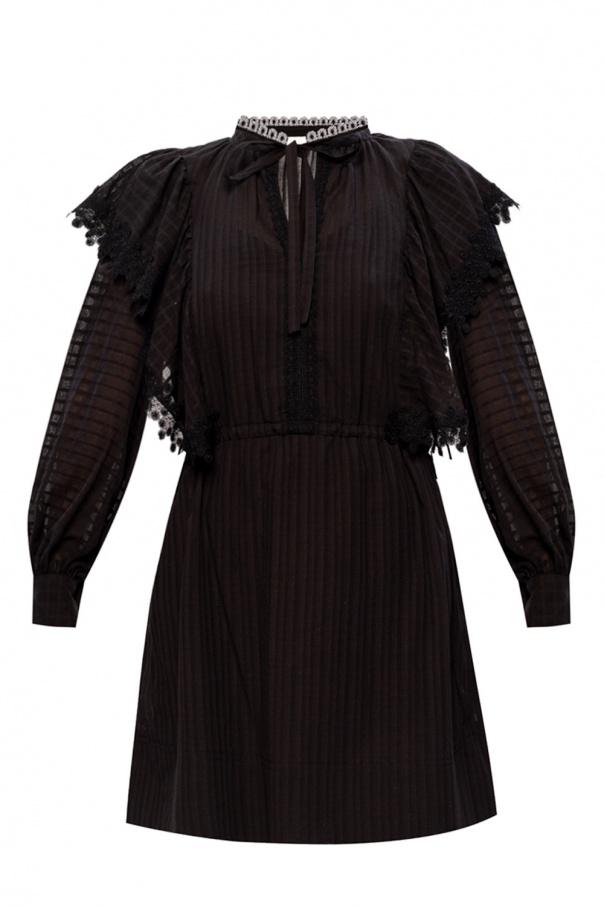 See By Chloe Dress with distinctive ties