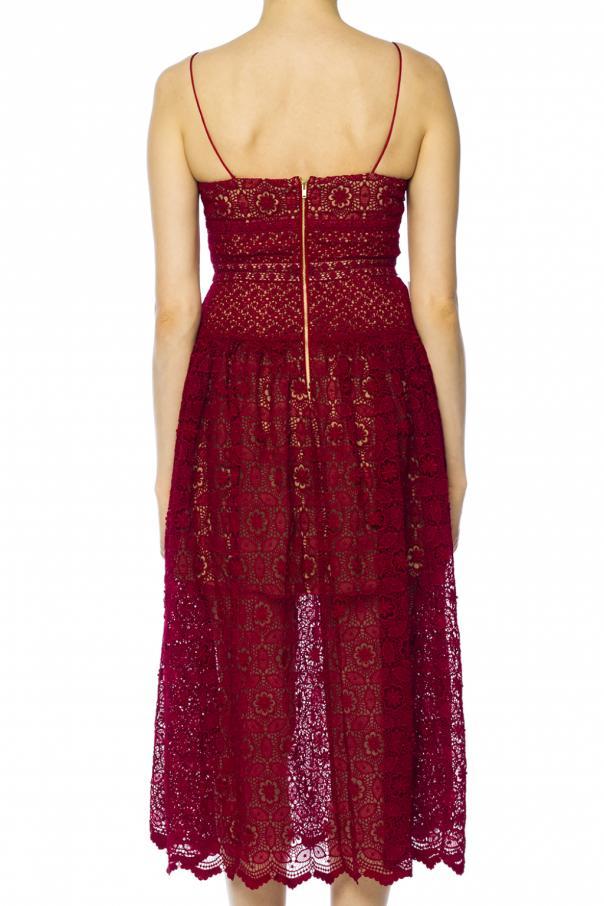 a553da27604 Lace dress Self Portrait - Vitkac shop online