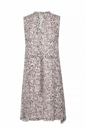 'clari' patterned, sleeveless dress od AllSaints