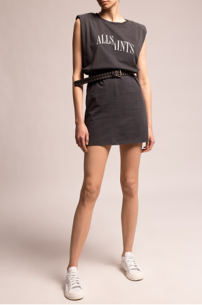 'coni' sleeveless top od AllSaints
