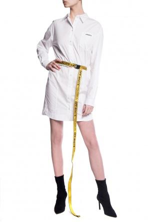 衬衫款式连衣裙 od Marcelo Burlon