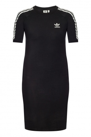 Logo-embroidered dress od ADIDAS Originals