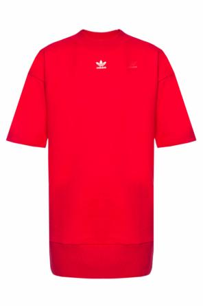Embroidered logo dress od Adidas