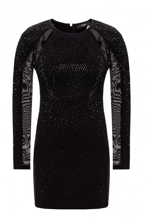 Diesel Crystal-embellished dress