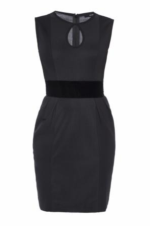 Dress with velvet belt od Diesel