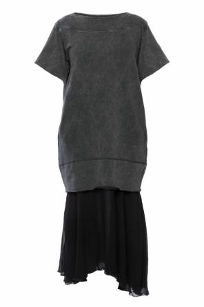 Oversize sweatshirt dress od Diesel