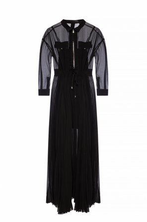 Raw-trimmed dress od Diesel Black Gold