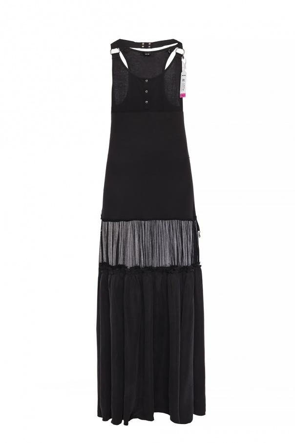 cecf93a541 Sukienka z surowym wykończeniem Diesel - sklep internetowy Vitkac