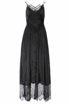 Long lace dress od Diesel