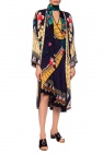 Etro Patterned silk dress