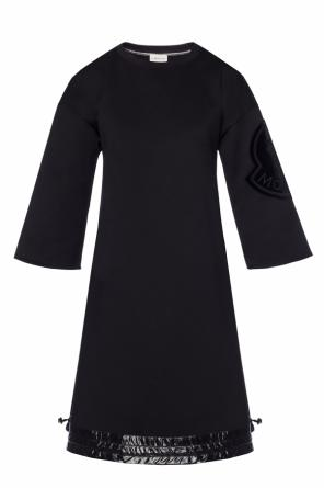 Flared sweatshirt dress od Moncler