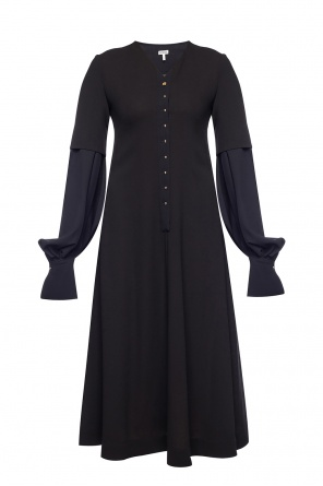 Flared dress od Loewe