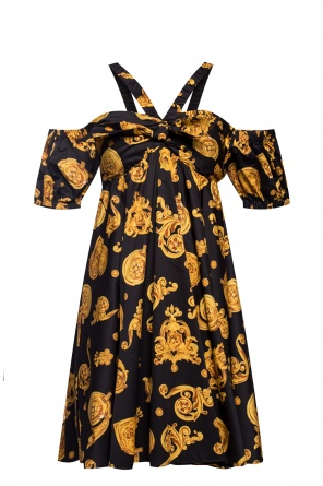 Patterned dress od Versace Jeans Couture