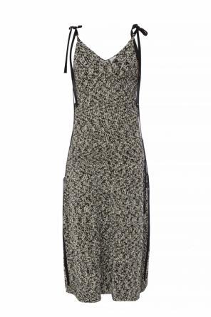5e3f3dde54ac04 Knit strappy dress od Loewe Knit strappy dress od Loewe