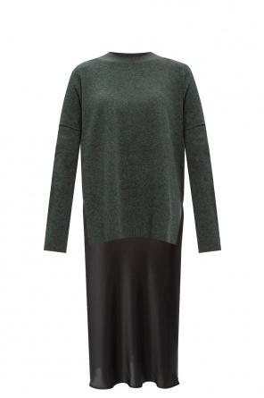 Sukienka ze swetrem 'darla' od AllSaints