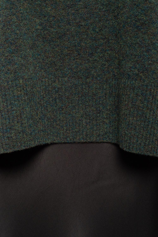 AllSaints 'Darla' dress with sweater