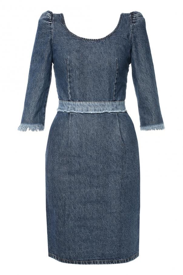 145975d166 Jeansowa sukienka Diesel - sklep internetowy Vitkac