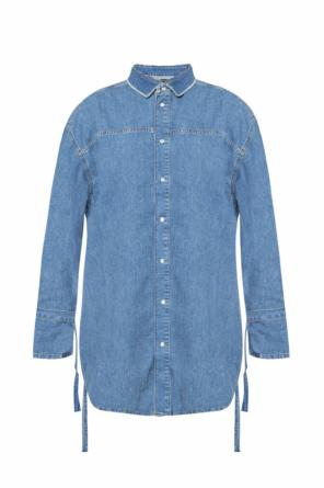 Oversize denim dress od Diesel