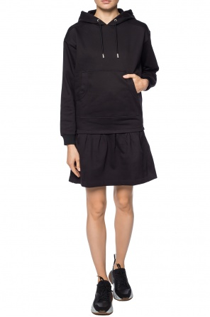 Sweatshirt dress od Diesel Black Gold