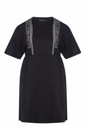 Embroidered dress od Diesel Black Gold