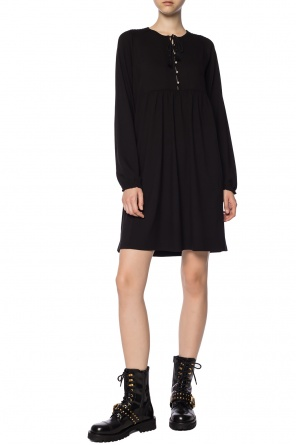Ruffled dress od Diesel Black Gold