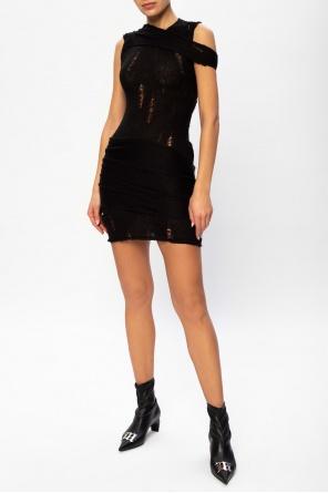 Asymmetrical dress od MISBHV
