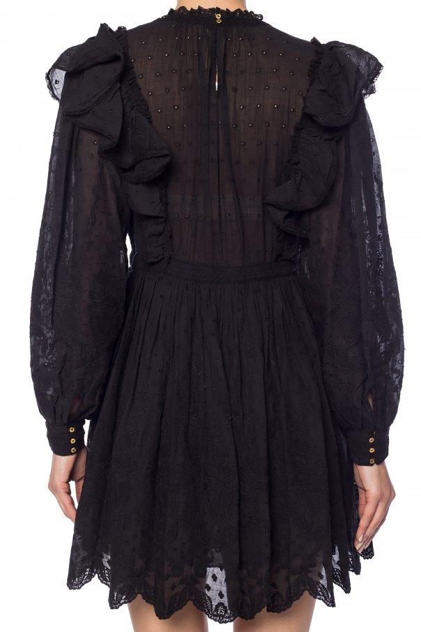 'dorithie' openwork dress od Ulla Johnson