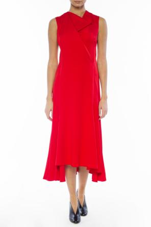 Loose neck dress od Victoria Beckham