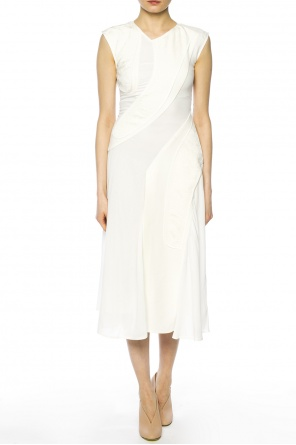 Embossed dress od Victoria Beckham