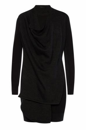 'drina' zip-up dress od AllSaints