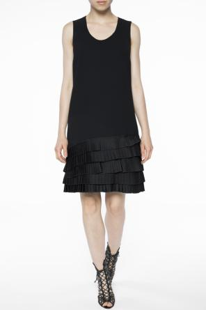 Pleated bottom dress od Victoria Victoria Beckham