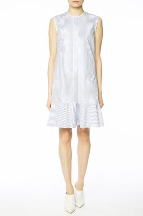 Striped dress od Victoria Victoria Beckham
