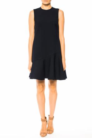 Flounced hem dress od Victoria Victoria Beckham