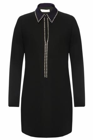 Embellished dress od Victoria Victoria Beckham