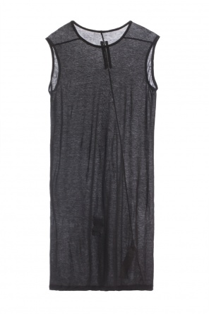 Sleeveless dress od Rick Owens DRKSHDW