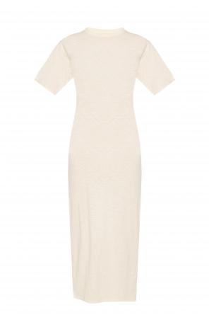 Short sleeve dress od Ami Alexandre Mattiussi