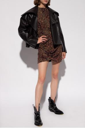 'elodie' patterned dress od AllSaints