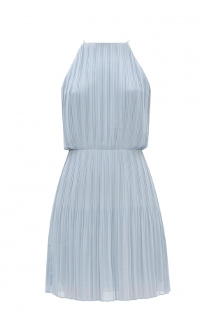Plisowana sukienka od Samsøe Samsøe