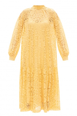 Ażurowa sukienka od Samsøe Samsøe