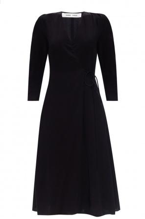 Sukienka na ramiączkach od Samsøe Samsøe