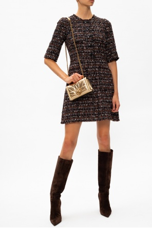 Tweed dress od Dolce & Gabbana