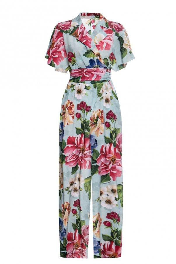 Dolce & Gabbana Patterned jumpsuit