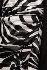 Dolce & Gabbana 动物图案饰连衣裙