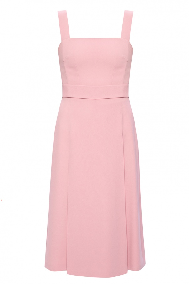 Dolce & Gabbana Gathered slip dress