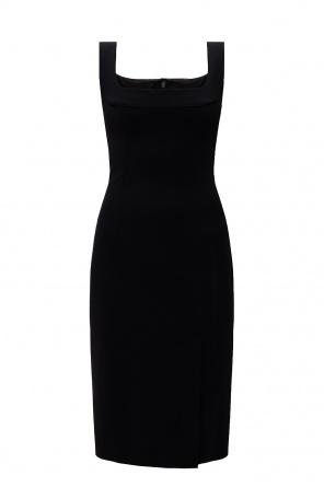 Dress with straps od Dolce & Gabbana